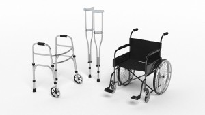medical equipment for transport